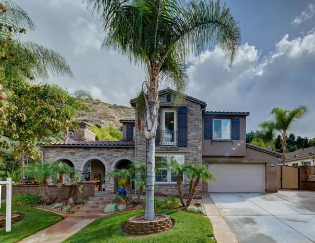 2706 Vistamonte Gln, Escondido, CA 92027 (#180066700) :: Ardent Real Estate Group, Inc.