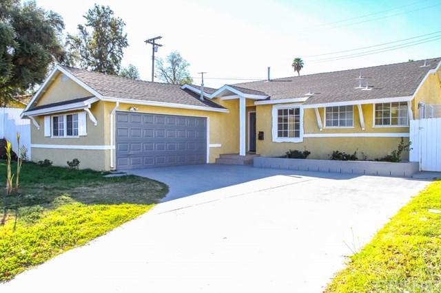 11005 Borden Avenue, Pacoima, CA 91331 (#SR18286726) :: Fred Sed Group