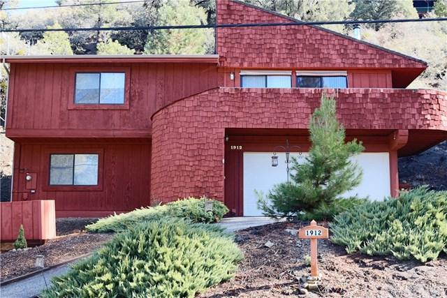 1912 Matterhorn Drive, Pine Mountain Club, CA 93222 (#SR18282362) :: Fred Sed Group