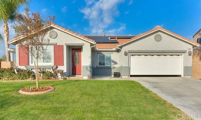 11878 Amethyst Court, Eastvale, CA 91752 (#IG18285874) :: Fred Sed Group