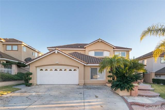 18468 Nottingham Lane, Rowland Heights, CA 91748 (#CV18287077) :: The Laffins Real Estate Team