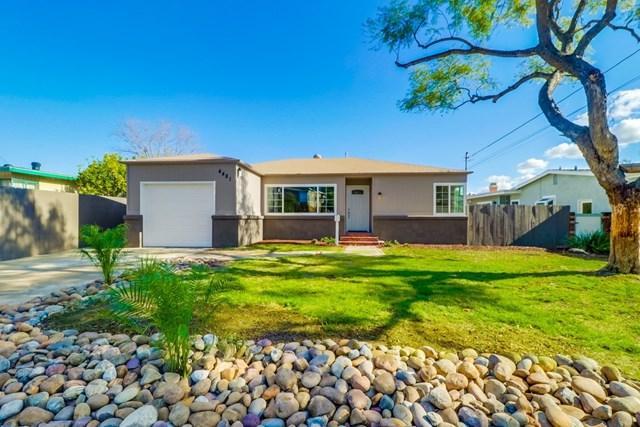 4481 Lowell Street, La Mesa, CA 91942 (#180066764) :: Fred Sed Group
