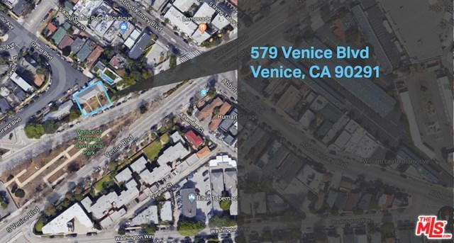 579 Venice Boulevard, Venice, CA 90291 (#18413598) :: PLG Estates