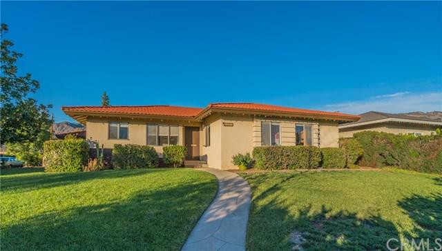 1145 E Cypress Avenue, Glendora, CA 91741 (#CV18287871) :: Fred Sed Group