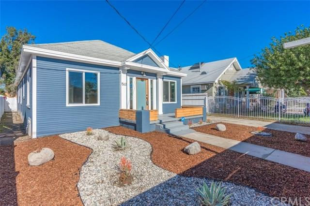 1563 W 37th Street, Los Angeles (City), CA 90018 (#CV18287903) :: The Costantino Group | Cal American Homes and Realty