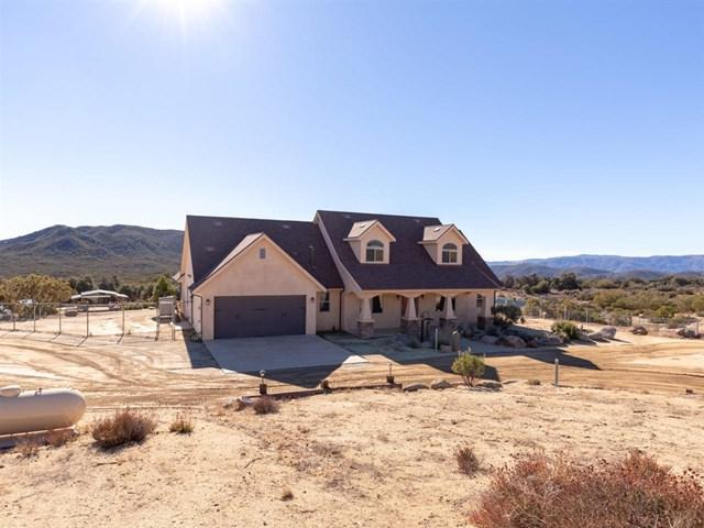 31831 Bucksnort Trail, Warner Springs, CA 92086 (#180066788) :: Fred Sed Group