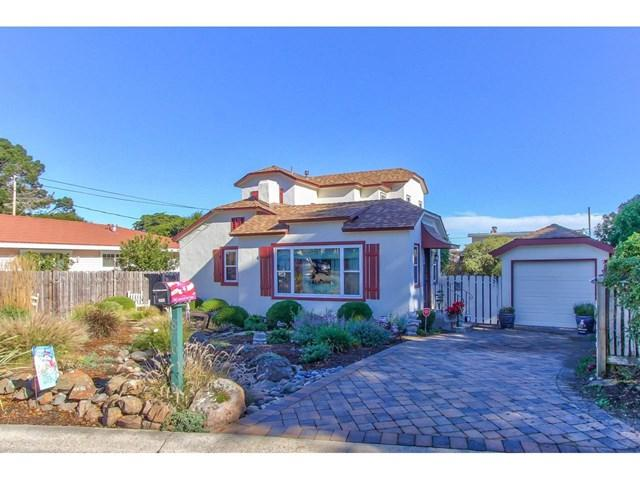 870 Crest Avenue, Pacific Grove, CA 93950 (#ML81732785) :: Pismo Beach Homes Team