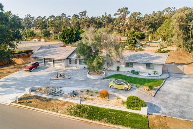 3815 Valley Vista Rd, Bonita, CA 91902 (#180066810) :: Fred Sed Group