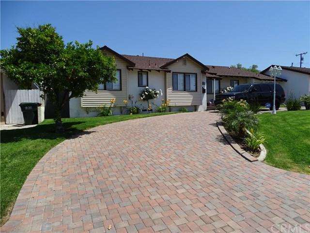 161 Janine Drive, La Habra Heights, CA 90631 (#DW18287499) :: Fred Sed Group