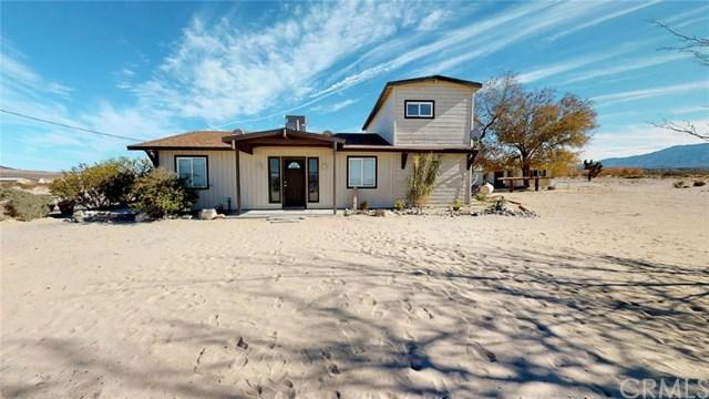 39170 Sage Road, Lucerne Valley, CA 92356 (#TR18288081) :: Fred Sed Group
