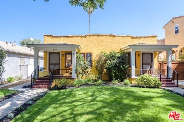 4118 Lincoln Avenue, Culver City, CA 90232 (#18414240) :: Fred Sed Group