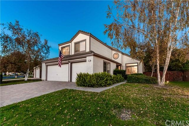 5752 Blackbird Lane, La Verne, CA 91750 (#CV18288189) :: The Costantino Group | Cal American Homes and Realty