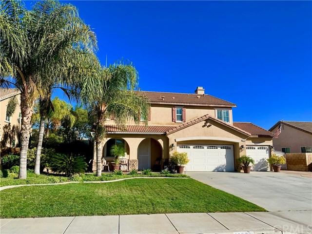 12676 Candlewood Lane, Moreno Valley, CA 92555 (#IV18288236) :: Fred Sed Group