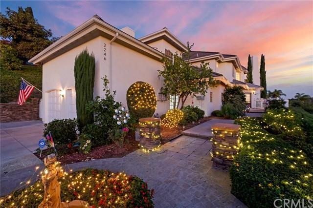 2246 Ardsheal Drive, La Habra Heights, CA 90631 (#PW18288191) :: Fred Sed Group