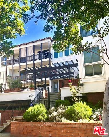 6124 Buckingham #19, Culver City, CA 90230 (#18414372) :: Fred Sed Group