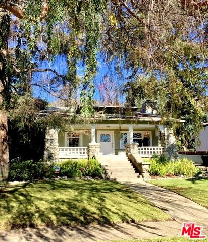 659 W Alegria Avenue, Sierra Madre, CA 91024 (#18411488) :: Fred Sed Group