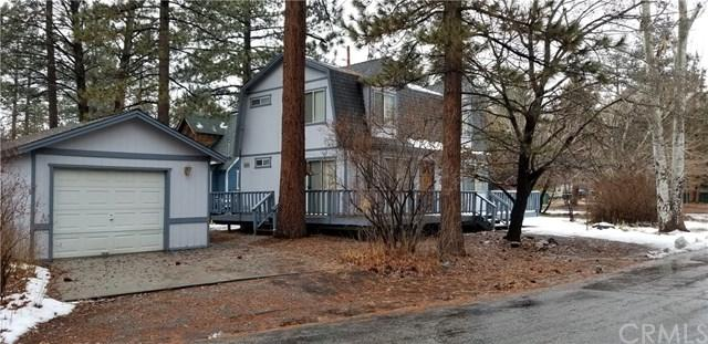 360 W North Shore Drive, Big Bear, CA 92314 (#PW18288290) :: Fred Sed Group