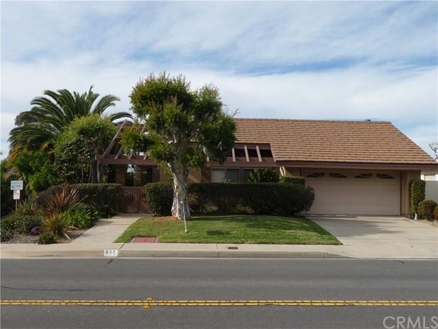 611 Calle Miguel, San Clemente, CA 92672 (#OC18288323) :: Teles Properties   A Douglas Elliman Real Estate Company