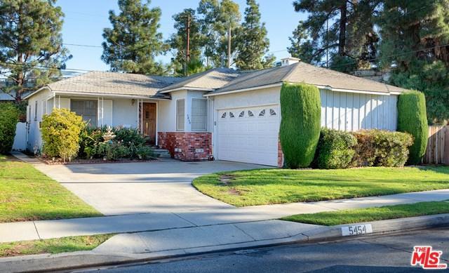 5454 Selmaraine Drive, Culver City, CA 90230 (#18414080) :: Fred Sed Group