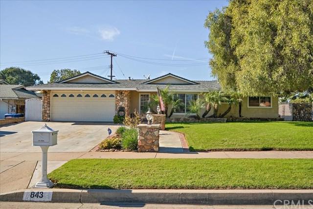 843 Fordland Avenue, La Verne, CA 91750 (#CV18288572) :: Fred Sed Group