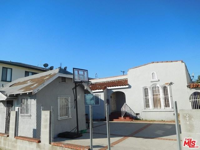 5869 West Boulevard, Los Angeles (City), CA 90043 (#18414536) :: Mainstreet Realtors®