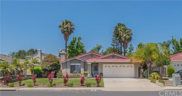 593 Armitos Place, Diamond Bar, CA 91765 (#CV18288794) :: DSCVR Properties - Keller Williams
