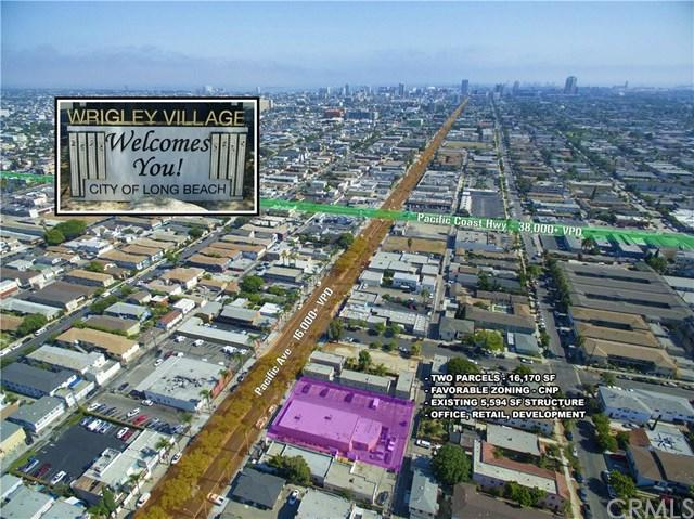 1927 Pacific Avenue, Long Beach, CA 90806 (#PW18288832) :: Fred Sed Group