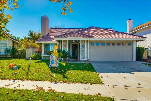 3040 Timberline Drive, Corona, CA 92882 (#SW18288860) :: Fred Sed Group