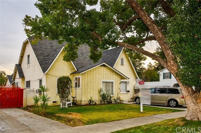 118 E I Street, Ontario, CA 91764 (#SB18288528) :: Fred Sed Group
