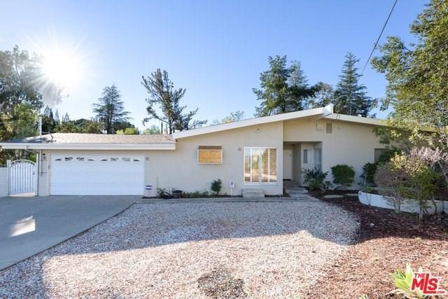 4715 Burgundy Road, Woodland Hills, CA 91364 (#18414596) :: Fred Sed Group