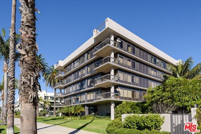 1007 Ocean Avenue #403, Santa Monica, CA 90403 (#18414642) :: PLG Estates