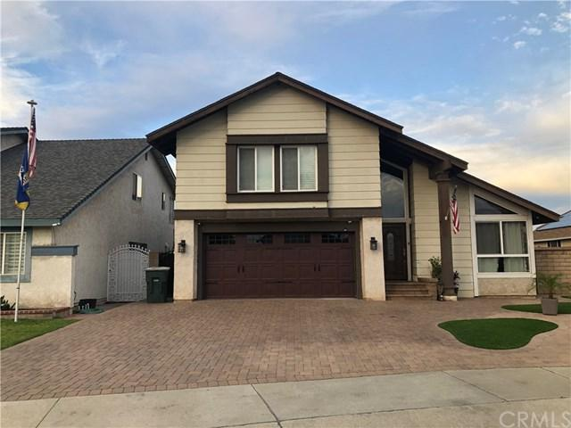 2410 S Sandpiper Place, Ontario, CA 91761 (#TR18288993) :: Fred Sed Group