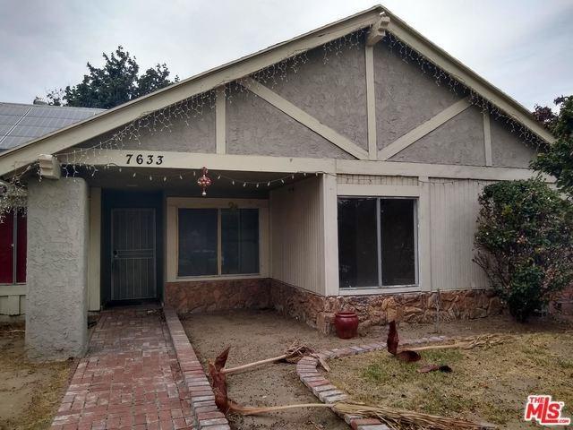 7633 Mason Avenue, Winnetka, CA 91306 (#18414672) :: Fred Sed Group