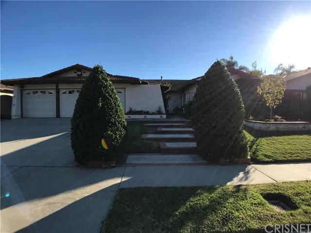 17100 Gledhill Street, Northridge, CA 91325 (#SR18289022) :: Ardent Real Estate Group, Inc.
