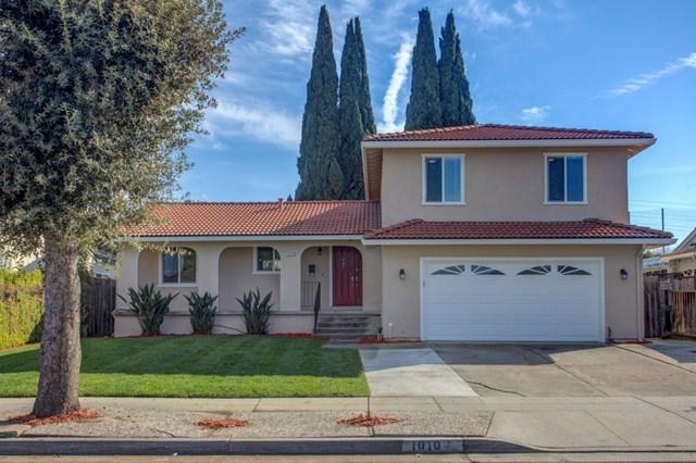 1010 Drexel Way, San Jose, CA 95121 (#ML81733109) :: Fred Sed Group