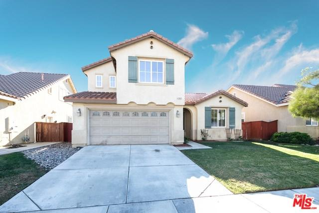 1645 Midnight Sun Drive, Beaumont, CA 92223 (#18414772) :: Angelique Koster