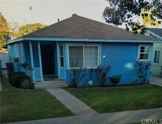 1321 E Eleanor Street, Long Beach, CA 90805 (#RS18289159) :: The Ashley Cooper Team