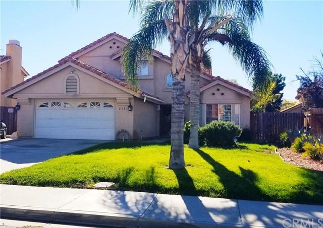 2581 Jeffery Circle, Hemet, CA 92545 (#SW18288880) :: Impact Real Estate