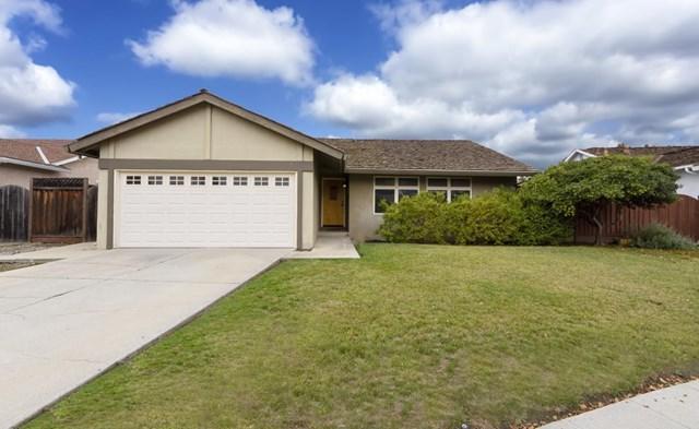 6085 Larchmont Drive, San Jose, CA 95123 (#ML81733118) :: Fred Sed Group