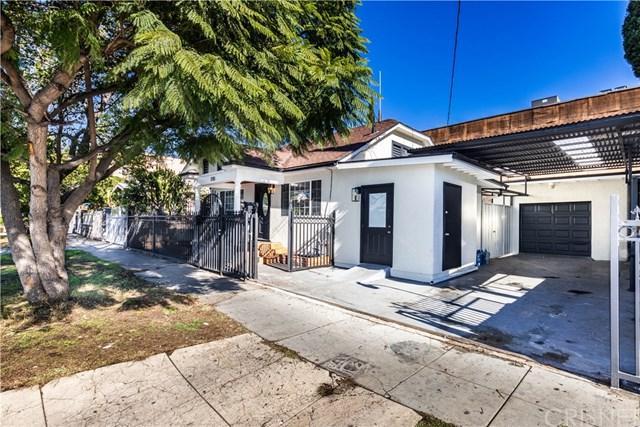 1110 N Ardmore Avenue, Los Angeles (City), CA 90029 (#SR18289211) :: RE/MAX Masters