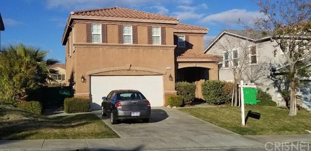2025 Bosc Lane, Palmdale, CA 93551 (#SR18289280) :: Mainstreet Realtors®
