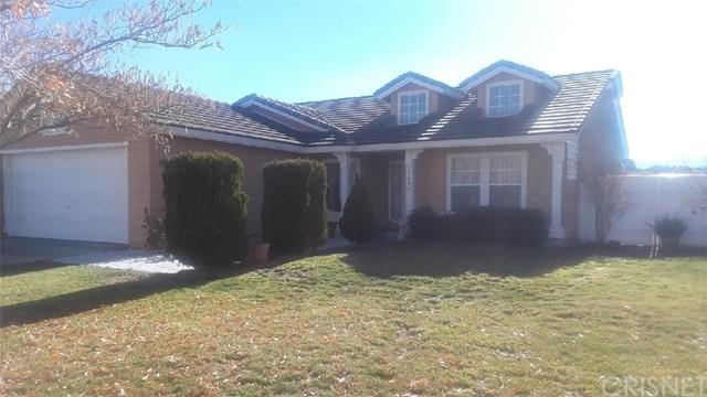 1760 High Vista Avenue, Palmdale, CA 93550 (#SR18289250) :: Mainstreet Realtors®