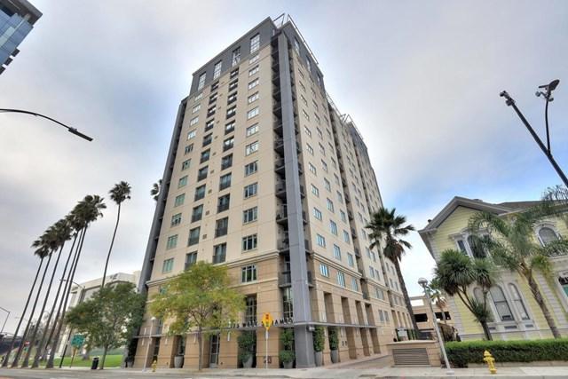175 Saint James Street #807, San Jose, CA 95110 (#ML81733146) :: Fred Sed Group