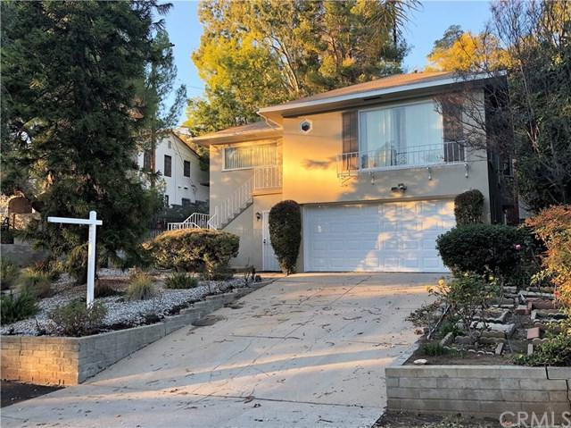 1713 Hill Drive, Eagle Rock, CA 90041 (#WS18289019) :: Fred Sed Group
