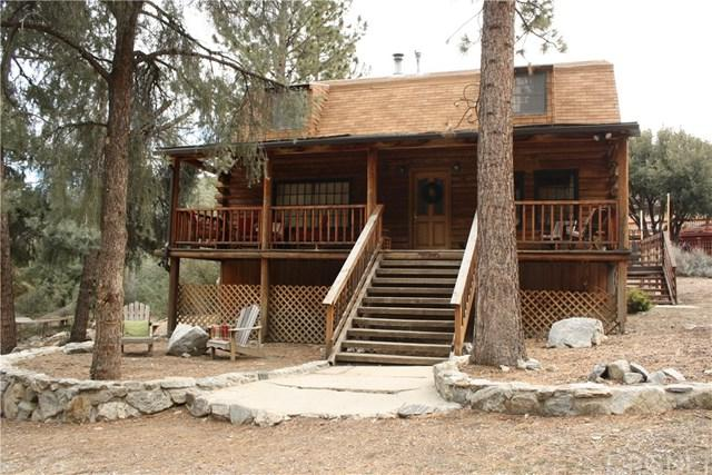 15924 Wildwood Drive, Pine Mountain Club, CA 93222 (#SR18289093) :: Fred Sed Group