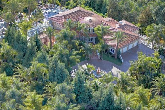 1782 Chota Road, La Habra Heights, CA 90631 (#AR18289697) :: Fred Sed Group