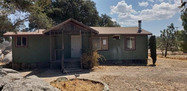 1665 Potrero Valley Road, Potrero, CA 91963 (#180067102) :: California Realty Experts