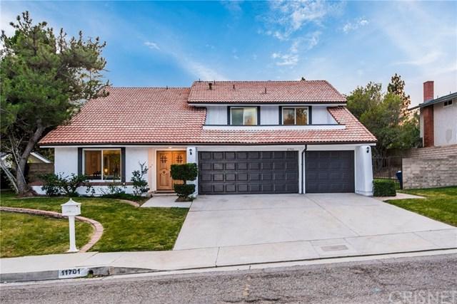 11701 Pala Mesa Drive, Porter Ranch, CA 91326 (#SR18289704) :: Ardent Real Estate Group, Inc.
