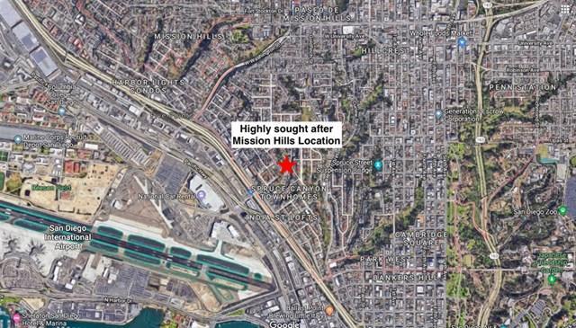0 Horton, San Diego, CA 92103 (#180067132) :: OnQu Realty