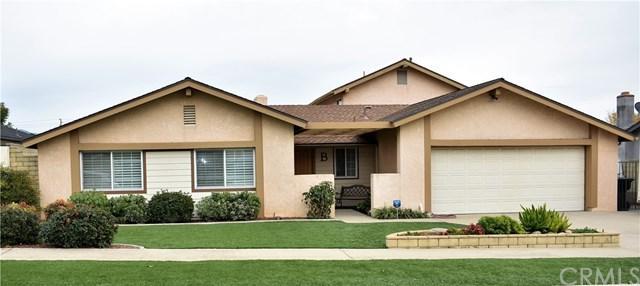 7611 El Arco Street, Rancho Cucamonga, CA 91730 (#CV18289411) :: Angelique Koster